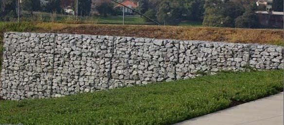 gabion basket retaining walls